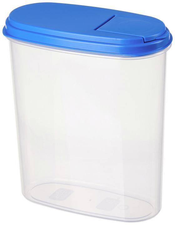 Schüttdose 2 Liter - Klar, KONVENTIONELL, Kunststoff (9,5/21/18,5cm)