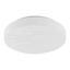 Led Stropní Svítidlo Ernie - bílá, Konvenční, kov/umělá hmota (28/8cm) - Mömax modern living