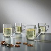 Trinkglas Jenny, ca. 300ml - Klar, MODERN, Glas (7,3/10,7cm) - Luca Bessoni