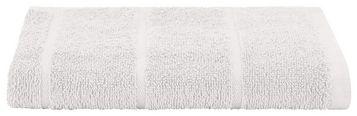 Handtuch Liliane - Naturfarben, KONVENTIONELL, Textil (50/100cm) - Ombra