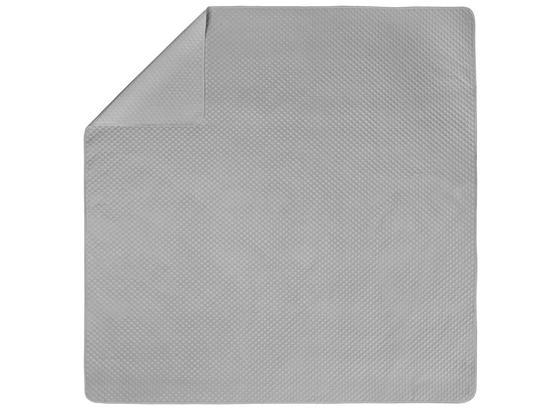 Denní Deka Grazyna-ext- - tmavě šedá, textil (230/230cm) - Mömax modern living