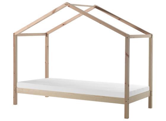 Hausbett Dallas 90x200 cm Kieferfarben - Kieferfarben, MODERN, Holz (90/200cm) - MID.YOU
