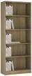 Regal 4-You YUR03 - Sonoma Eiche, MODERN, Holz (74/189,5/35,2cm)