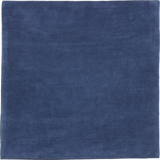 Povlak Na Polštář Marit - tmavě modrá, textil (40/40cm) - MÖMAX modern living