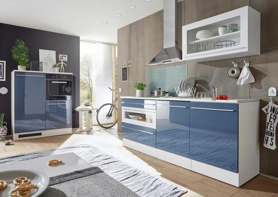 Küchenblock Welcome In Weiß Dekor Und Küche Günstig Online