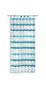 Kombivorhang Fianna - Blau/Weiß, KONVENTIONELL, Textil (140/245cm) - Luca Bessoni