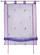 Raffrollo Maria - Violett, KONVENTIONELL, Textil (60/140cm) - Ombra