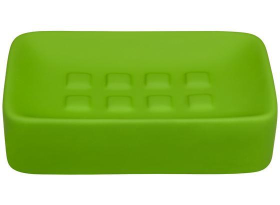 Miska Na Mydlo Melanie -ext- - zelená, Konvenčný, keramika (8,3/12,5cm) - Mömax modern living
