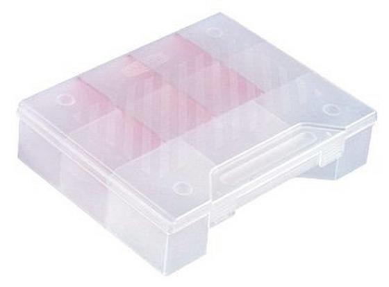Rendszerező Műanyag - konvencionális (5,2/18,6/25cm)