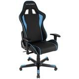 Gamingstuhl Dxracer Oh/fe08/nb Formula - Blau/Schwarz, MODERN, Kunststoff/Textil (67/119-128/67cm) - Dxracer