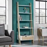 Regal Claire - bílá/přírodní barvy, Moderní (65/176,4/45cm) - MÖMAX modern living