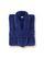 Bademantel Amira - Blau, KONVENTIONELL, Textil (S-XL) - Ombra