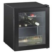 Severin Weinkühlschrank Ks 9889 Schwarz 46 Liter - Schwarz, KONVENTIONELL, Glas/Kunststoff (43/51/48cm) - Severin