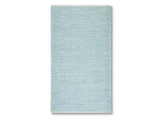 Ručné Tkaný Koberec Carola 1 - modrá, Basics, textil (60/120cm) - Mömax modern living