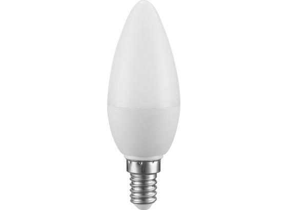 LED-Leuchtmittel Star, 220  lm, E14, A+ - Weiß, KONVENTIONELL (3,5/9,7cm)