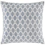 Zierkissen Leticia - Hellblau, ROMANTIK / LANDHAUS, Textil (45/45cm) - James Wood