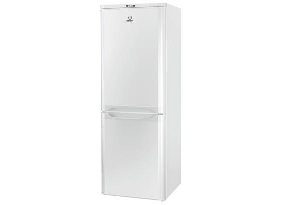 Kühl-Gefrier-Kombination Ncaa 55 - Weiß, Basics, Kunststoff/Metall (55/157/54cm) - Indesit