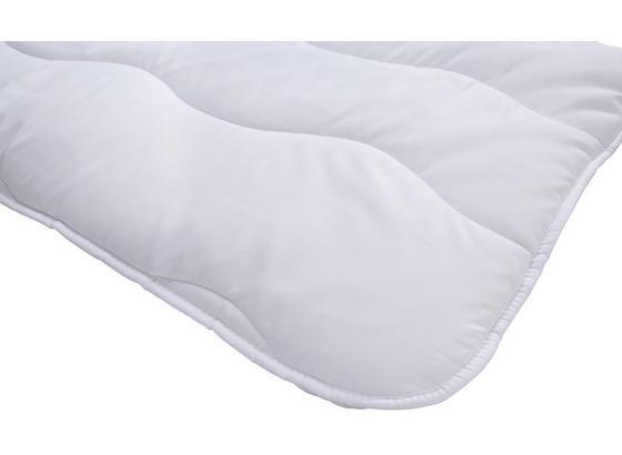 Prikrývka Do Poťahu Cenový Trhák - biela, textil (135-140/200cm) - Nadana