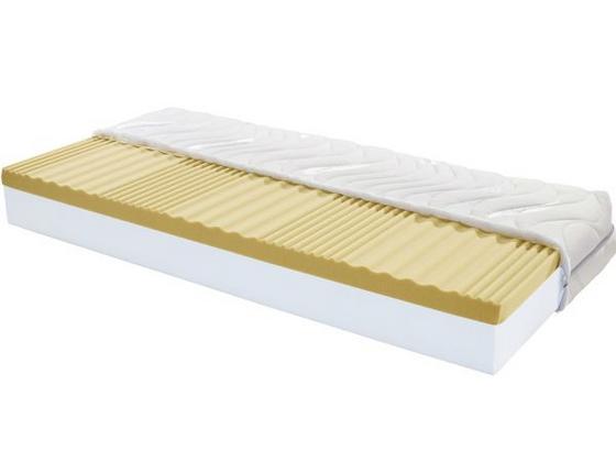 Matrace S Paměťovou Pěnou Arian Visco - bílá, textil (80/200cm)