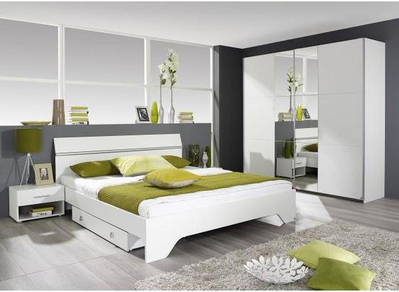 Spálňa Fellbach - Moderný, kompozitné drevo