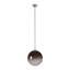 Svítidlo Závěsné Lus 30/120cm, 40 Watt - černá/barvy chromu, Lifestyle, kov/umělá hmota (30cm) - Modern Living