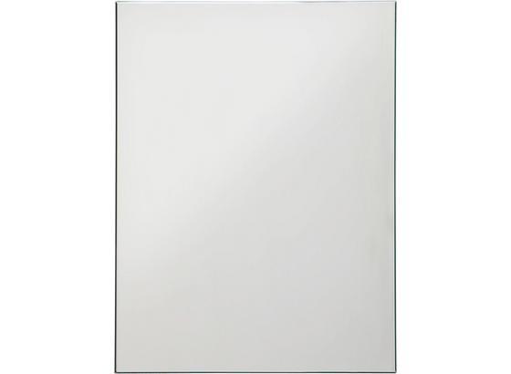 Nástenné Zrkadlo Messina - strieborná (45/60cm)