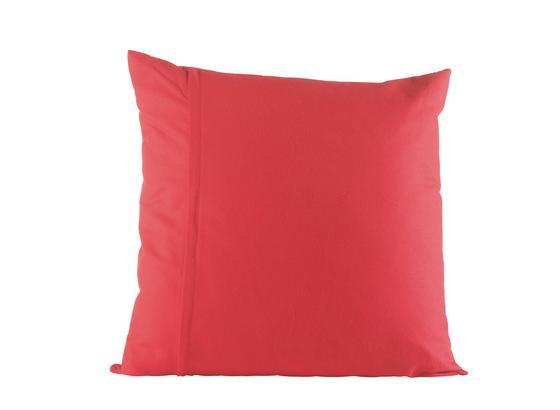 Dekoračný Vankúš Cenový Trhák - červená, textil (50/50cm) - Based