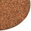 Alátét Szett Parafa - Natúr, konvencionális, Fa (11cm)