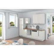 Küchenblock Win 280cm Weiß - Weiß, LIFESTYLE (280cm) - Express