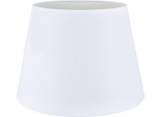 Tienidlo Na Svetlo Selina - biela, kov/textil (35/25cm) - Mömax modern living