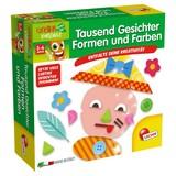 Lernspiel Tausend Gesichter Formen&farbe - Multicolor, Karton (18/18/6cm)