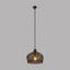 Hängeleuchte Jadida - Kupferfarben, MODERN, Glas/Metall (33/110cm)