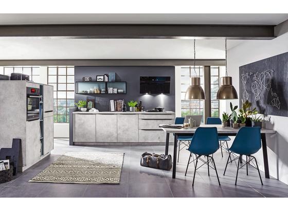 Vestavná Kuchyně Santiago - Design (285/140cm)