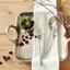 Príborová Súprava Florence - strieborná, Moderný, kov - Premium Living