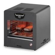 Elektrogrill BBQ Grill X-800 2200 W 47x41x47,5 cm - Anthrazit, Basics, Metall (47/41/47,5cm)