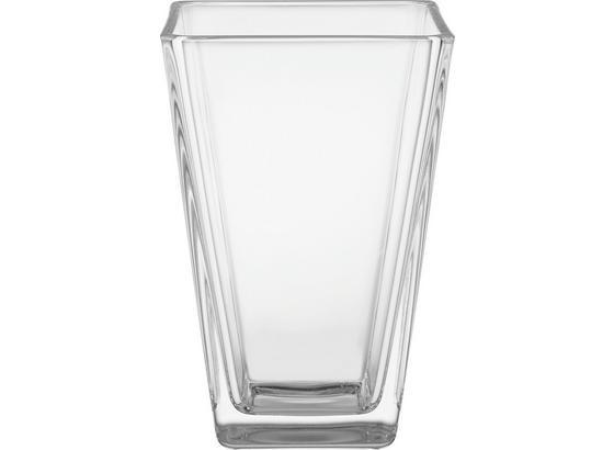 Váza Mona*cenový Trhák* - číre, Moderný, sklo (17cm) - Based