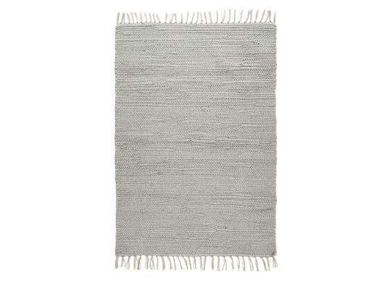 Plátaný Koberec Julia - sivá, Romantický / Vidiecky, textil (70/130cm) - Mömax modern living
