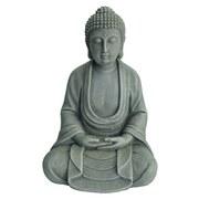 Buddha Jonas - Grau, MODERN, Stein (21,0/15,5/32,0cm)