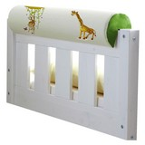 Nackenrolle Multicolor, Giraffe L: 79cm - Multicolor, KONVENTIONELL, Textil (79/16,5/16,5cm) - Livetastic