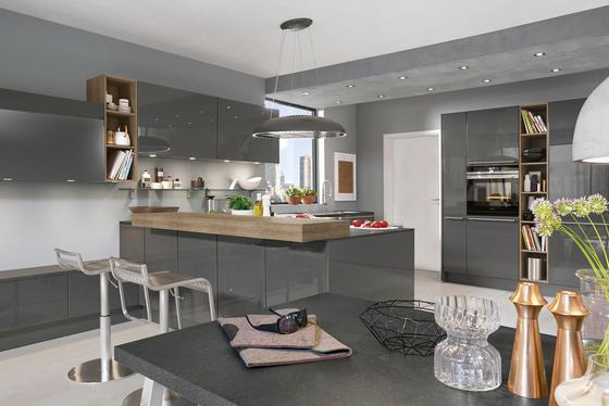 Kuchyňa Na Mieru Las Vegas - Moderný, kompozitné drevo - Vertico