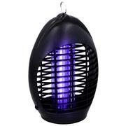 Insektenfalle Elektronisch - Schwarz, Basics, Kunststoff/Metall (15,4/10/22,8cm) - Grundig