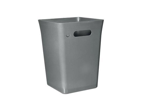 Odpadkový Kôš Anne - čierna, plast (24,6cm) - Mömax modern living