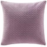 Zierkissen Ute - Lila, MODERN, Textil (45/45cm) - Luca Bessoni
