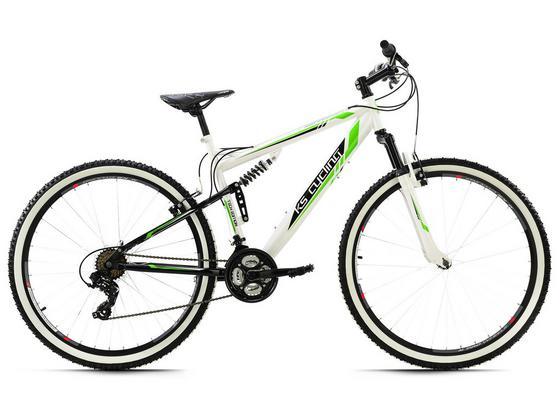 Mountainbike Mtb Fully 29'' Scrawler 570m - Basics, Metall (180/70cm)