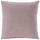 Dekoračný Vankúš Envy - ružová, textil (45/45cm) - Premium Living