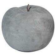 Dekofrucht Ø 15 cm - Grau, MODERN, Stein (15/14cm)