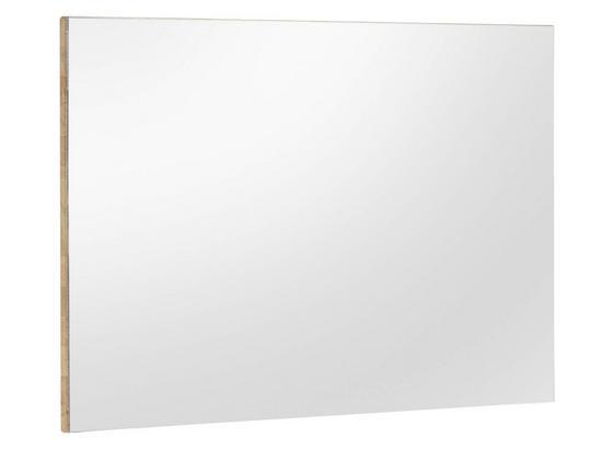 Spiegel Lucio B: 80 cm Eichefarben - Eichefarben, Natur, Glas/Holz (80/55/3cm) - Livetastic