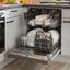 Rohová Kuchyňa Pn220/100 - grafitová/svetlosivá, Moderný, kompozitné drevo (175/280cm) - Pino