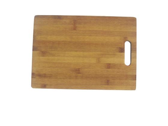 Schneidebrett Davis -s- - Naturfarben, KONVENTIONELL, Holz (34/24/1,2cm) - James Wood