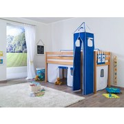 Turmset Blau/Weiß - Blau/Weiß, Design, Textil (40/200/40cm)